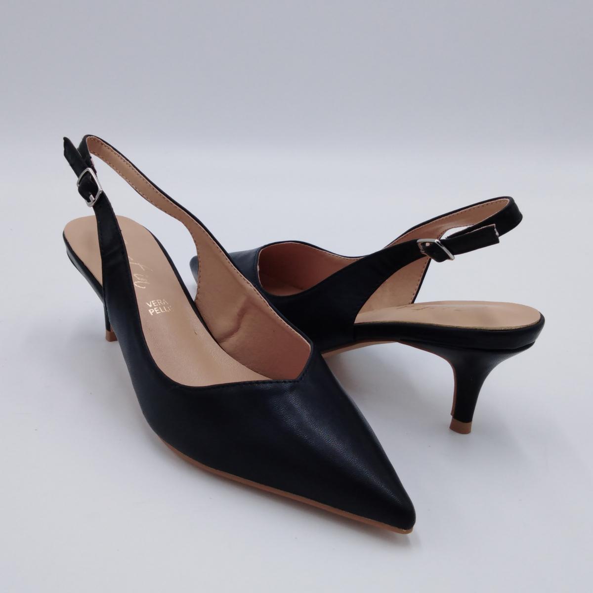 Cristin - Chanel nero tacco...