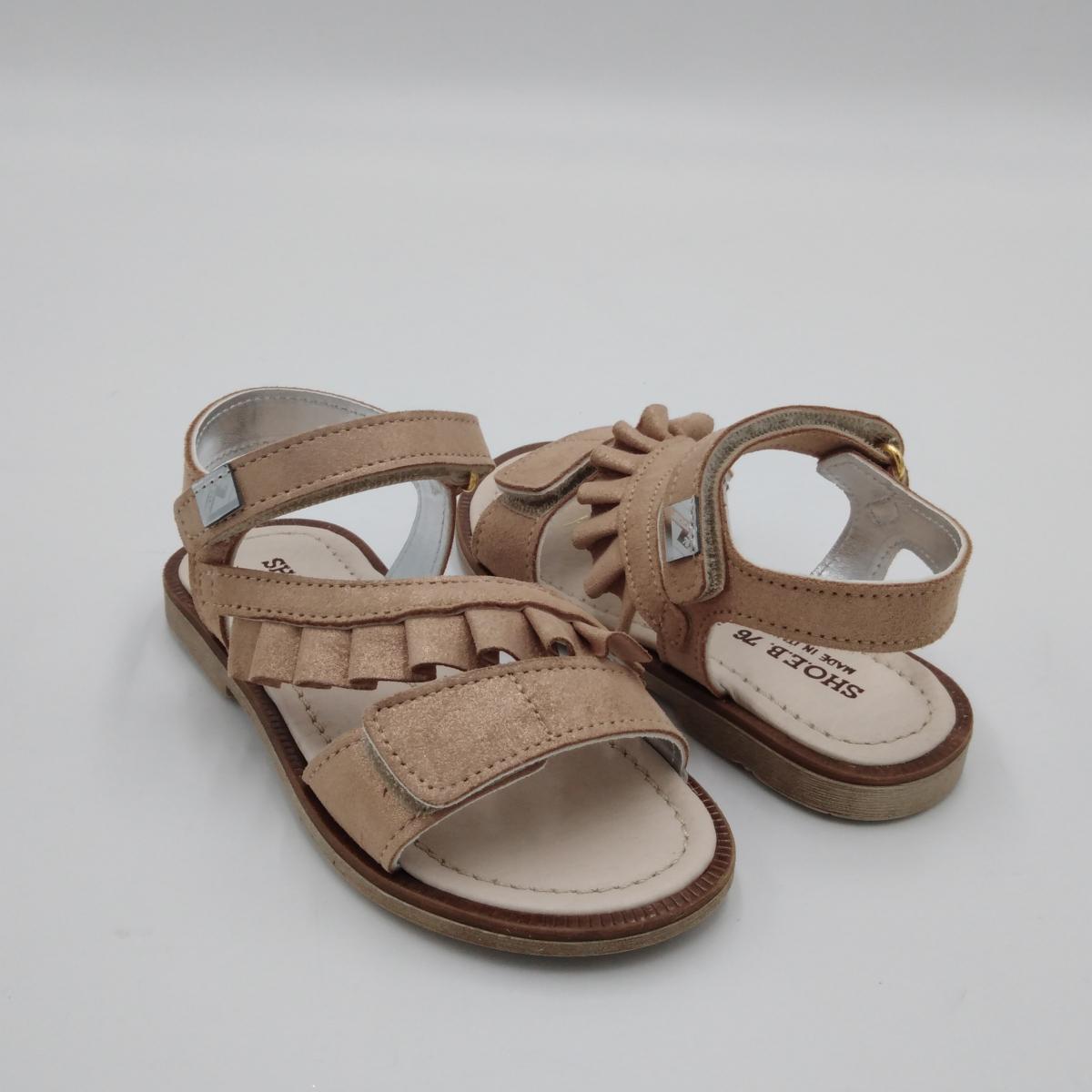 SHOEB 76 -Sandalo pelle...