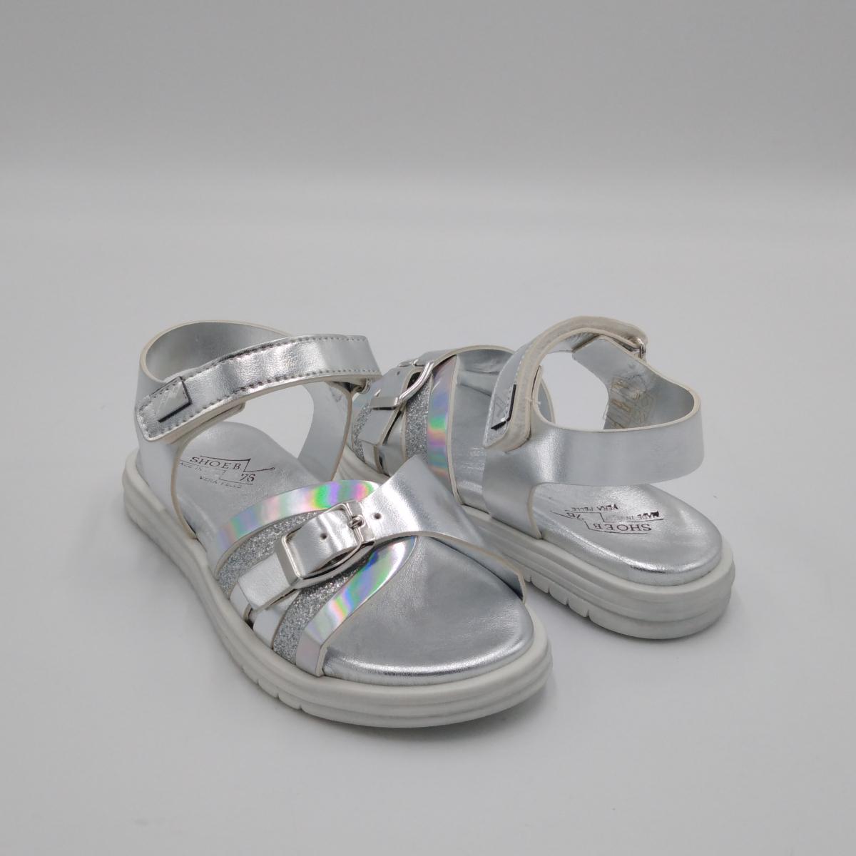 SHOEB 76 -Sandalo fibbia...