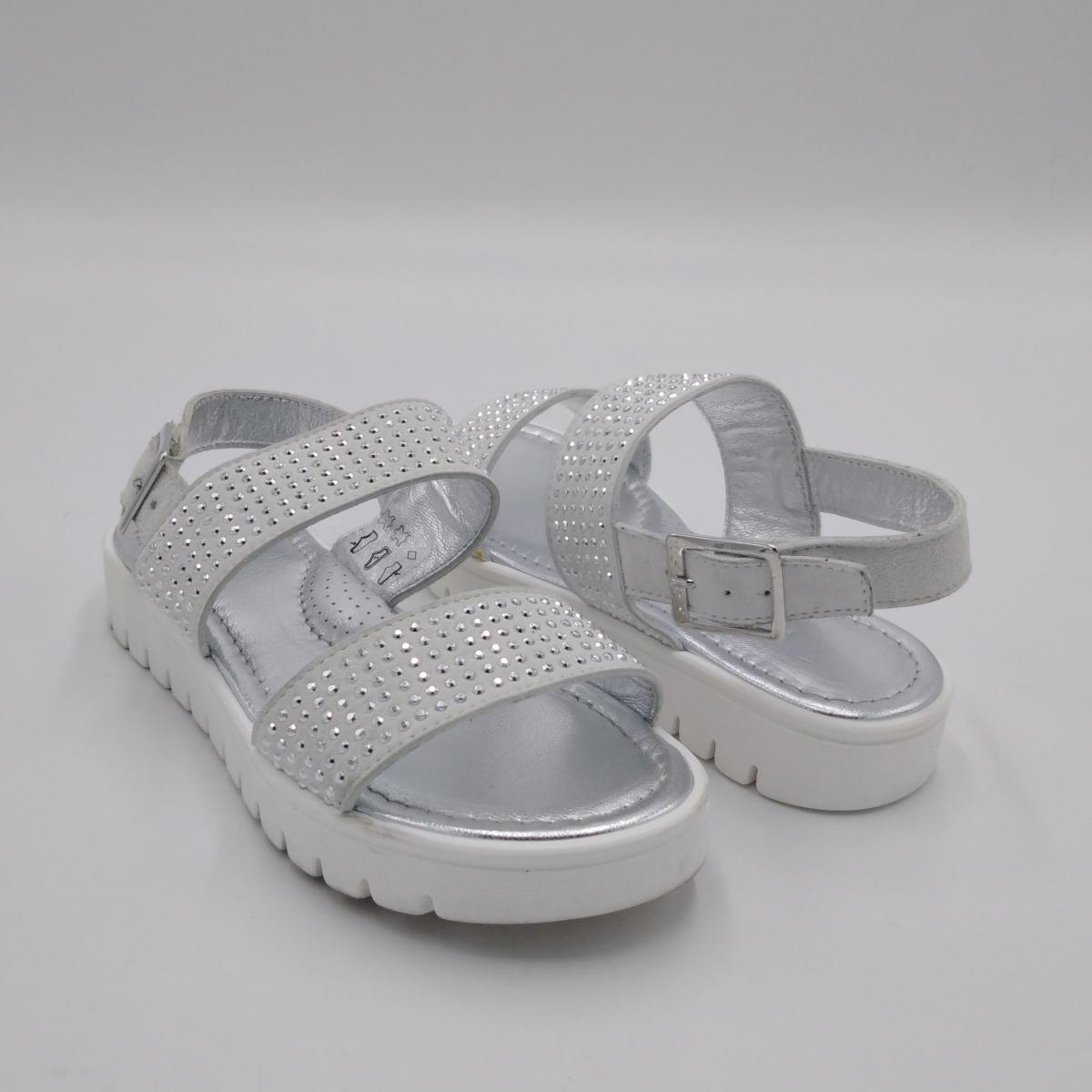 Sandalo frate bianco...