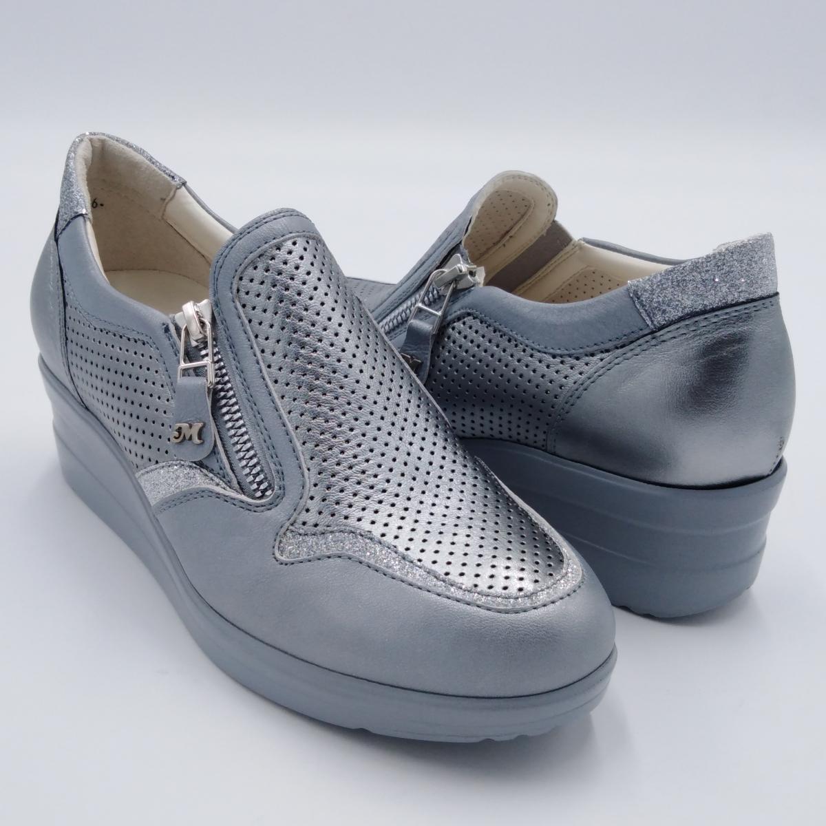 Melluso -Sneaker laminato...