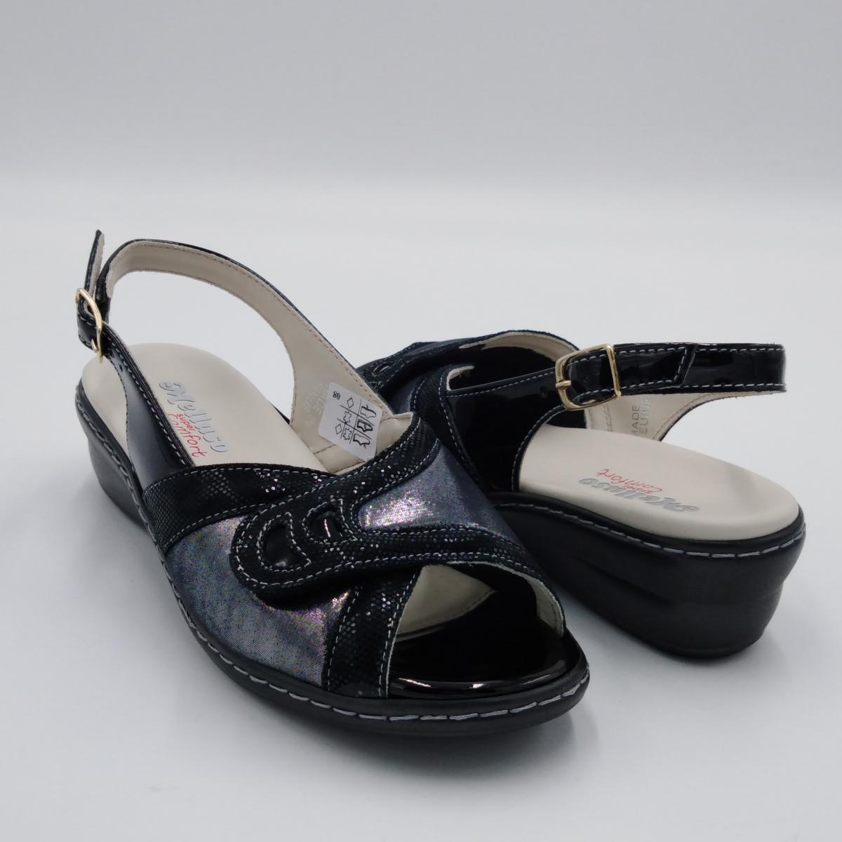 Melluso -Sandalo strappo...