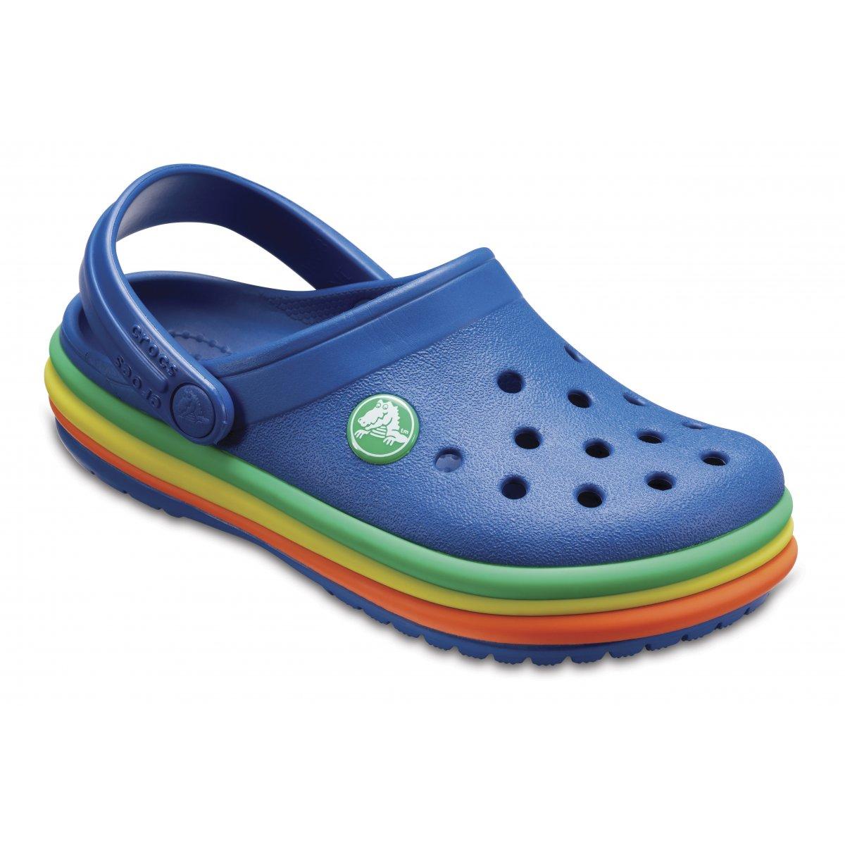 Crocs Raimbow Band Clog...