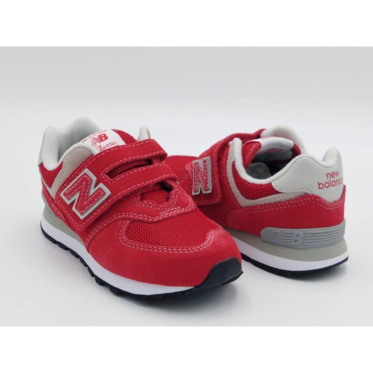 Sneaker Strappo 574 Red...