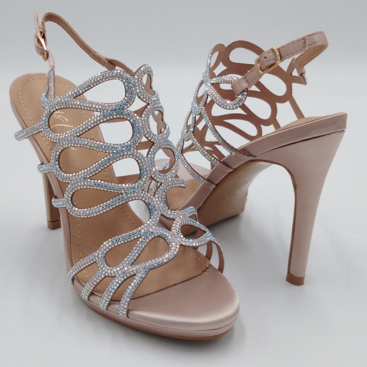 Cristin -Sandalo gioiello...
