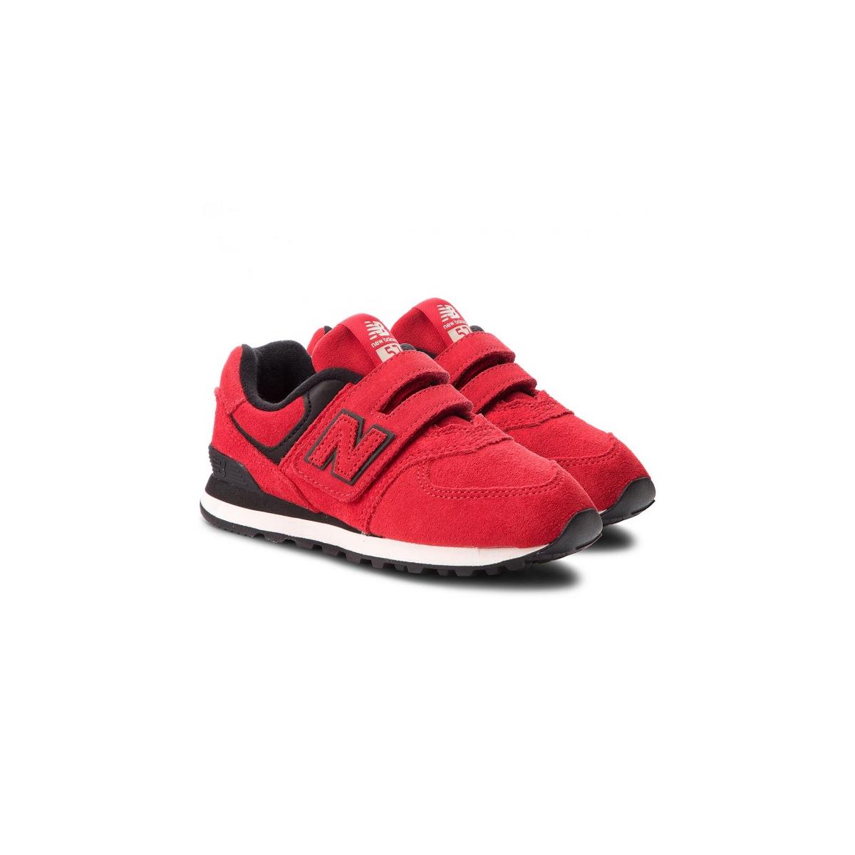 Sneaker Strappo 574 Rosso...