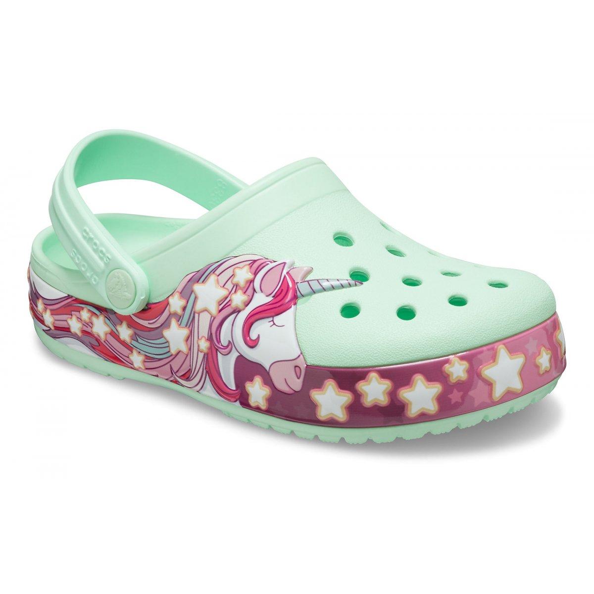 Crocs Unicorn Band Clog...