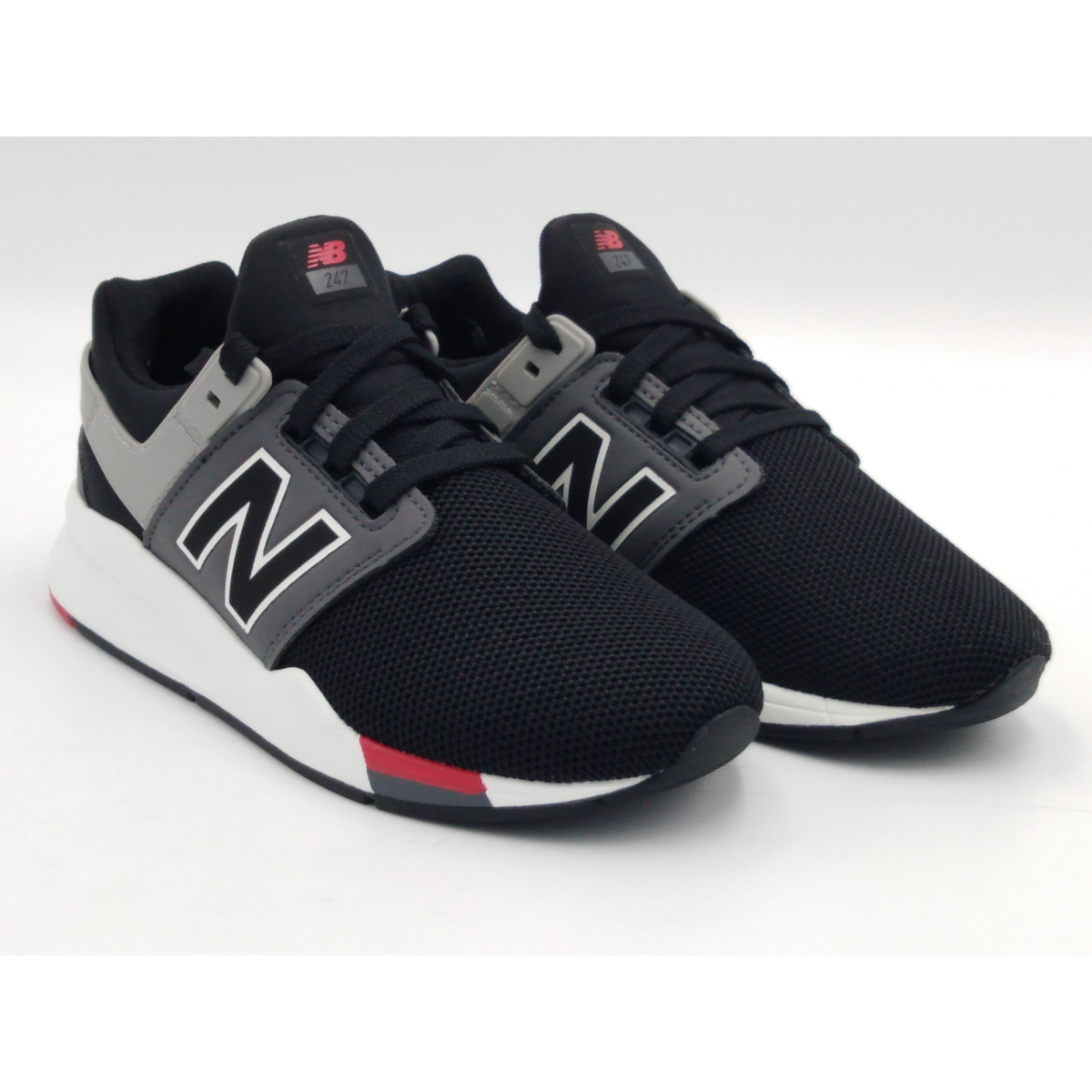 Sneaker Lacci 247 Black-New...