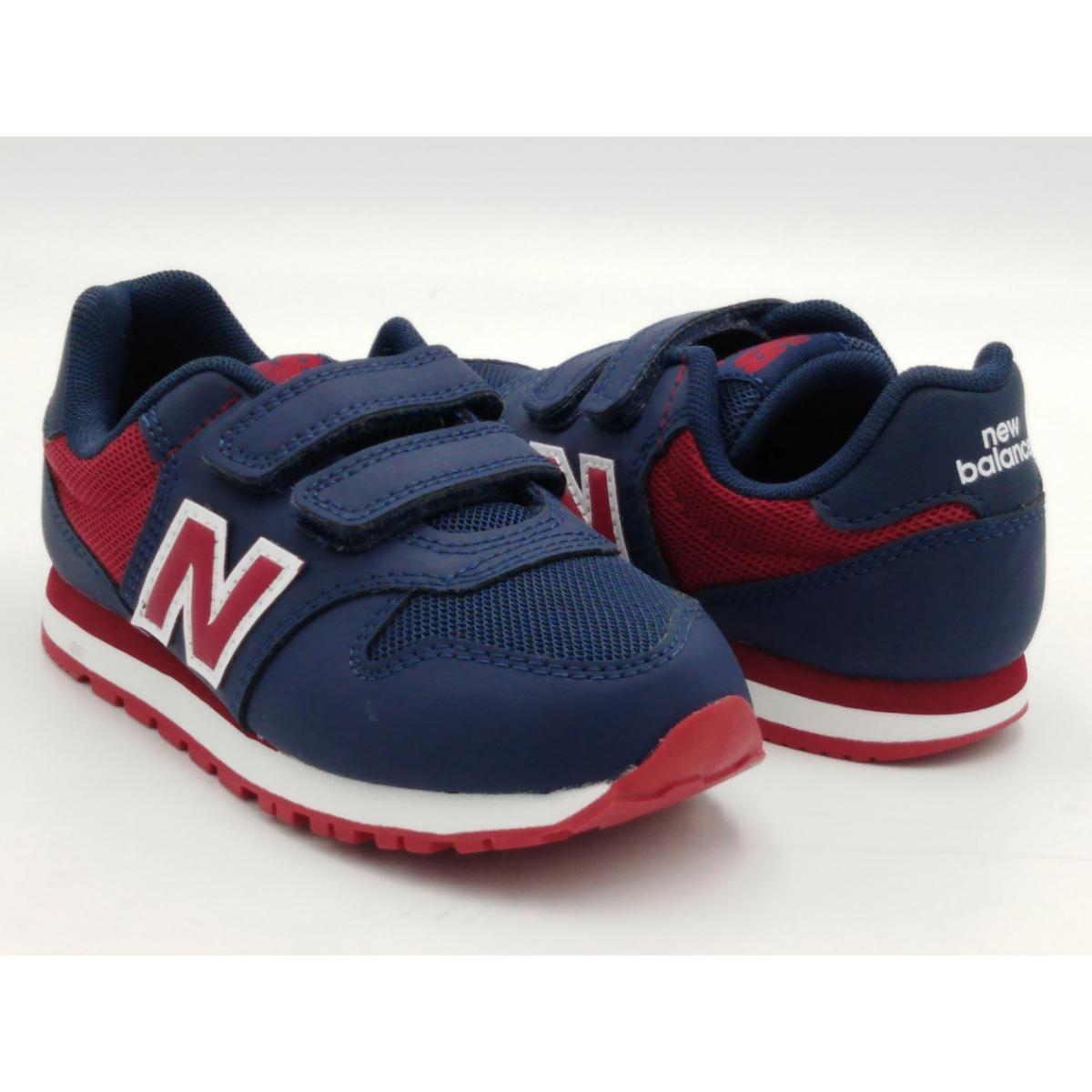 Sneaker Strappo 500 Navy...