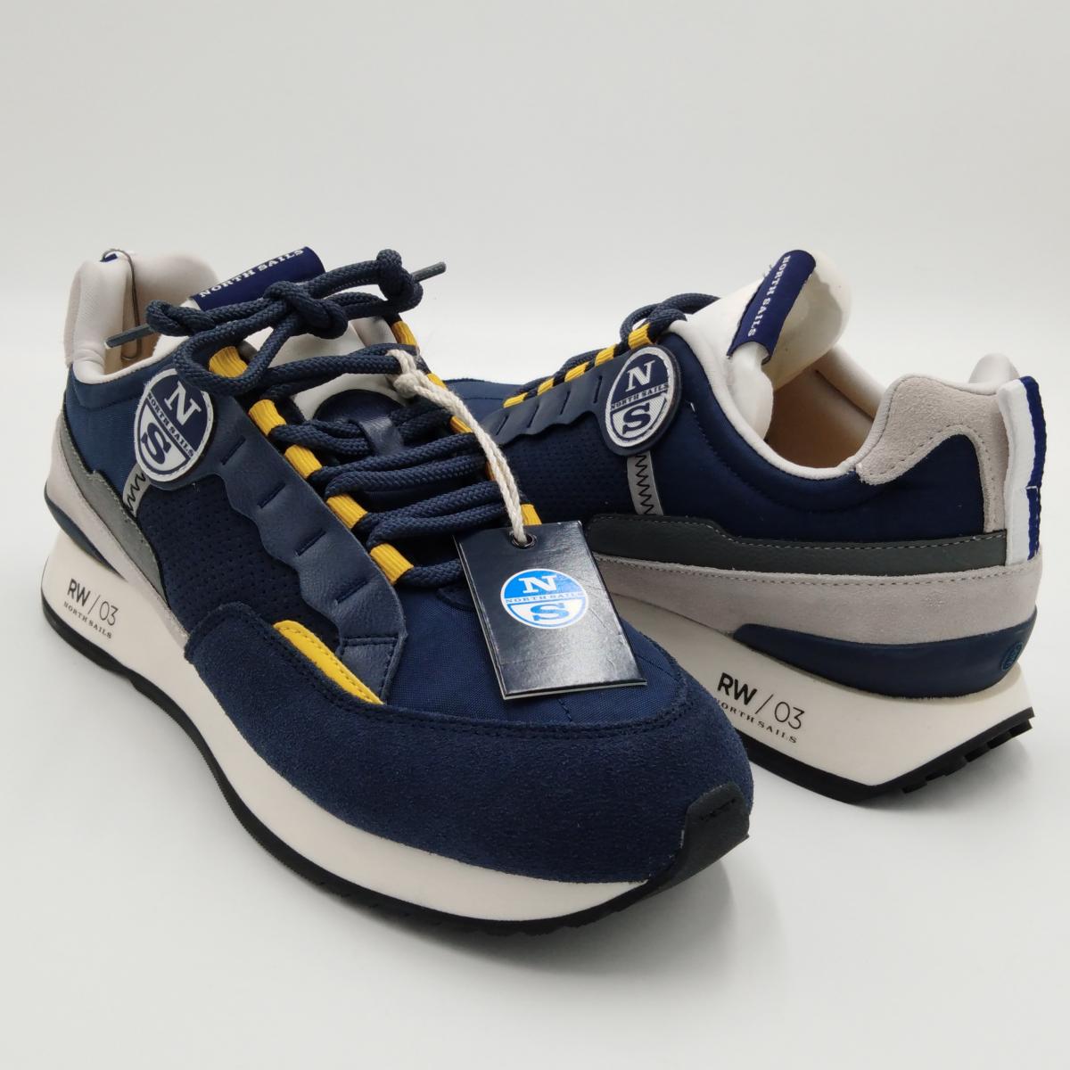 North Sails -Sneaker uomo...