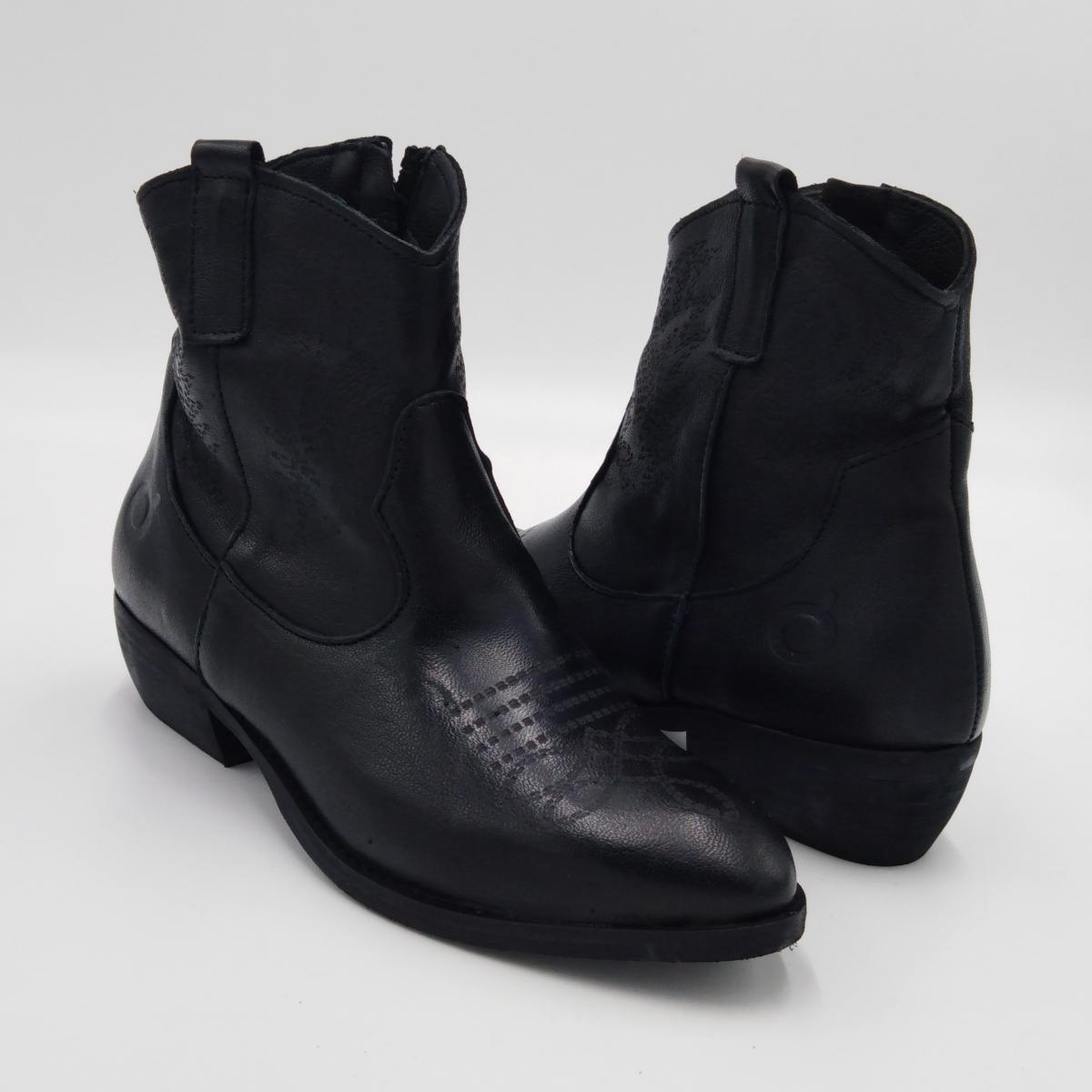 Onakò -Tronchetto texano nero