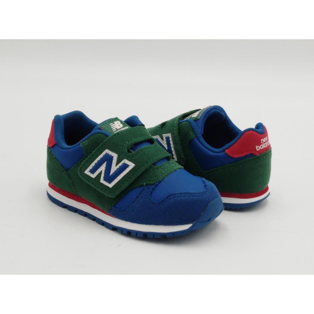 new balance 373 verde e blu