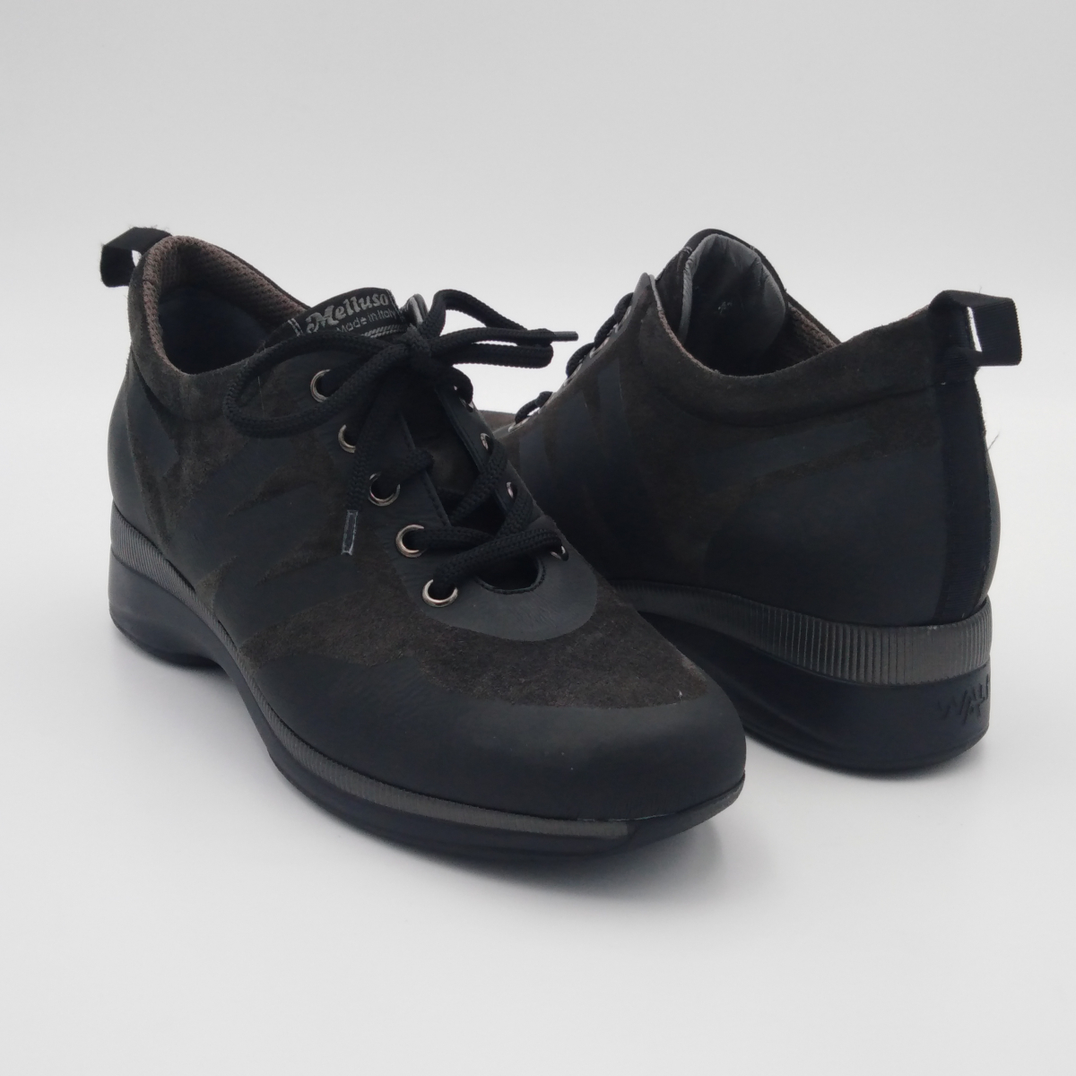 Melluso -Sneaker lacci...