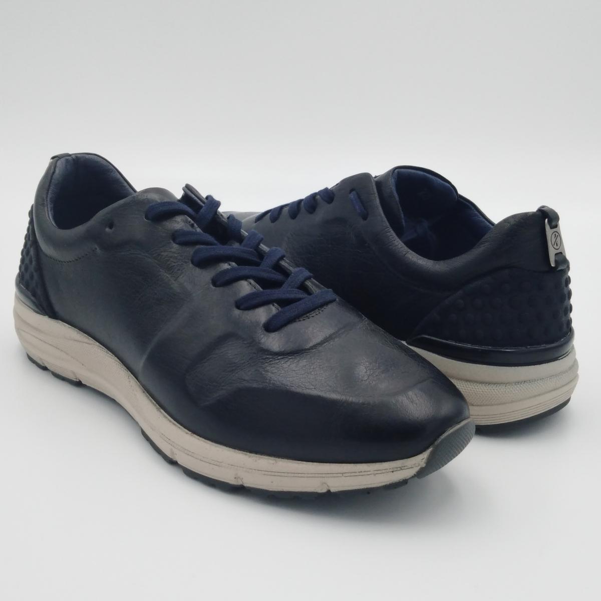 Cafè Noir -Sneaker lacci...