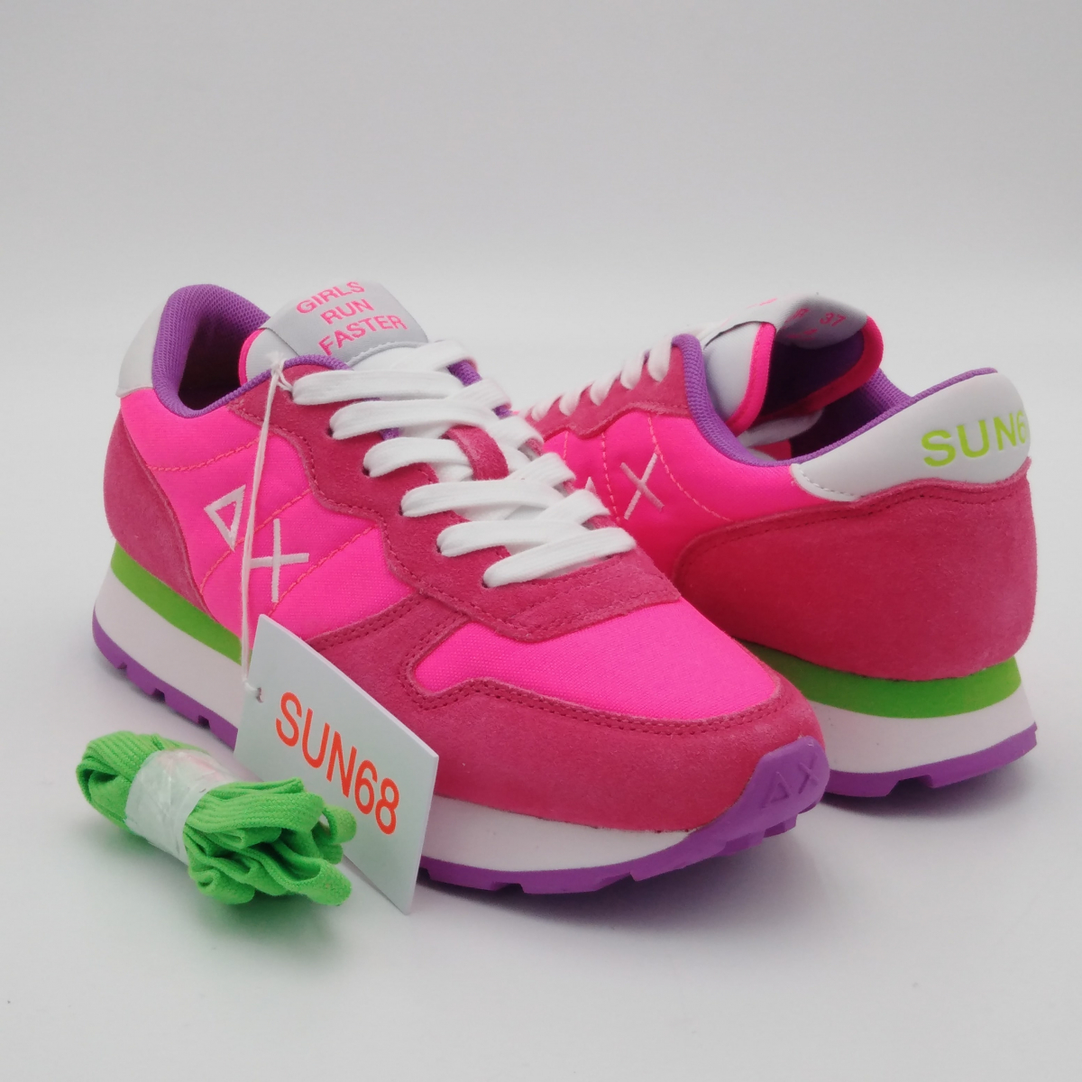 Sun 68 -Sneaker Donna Ally...