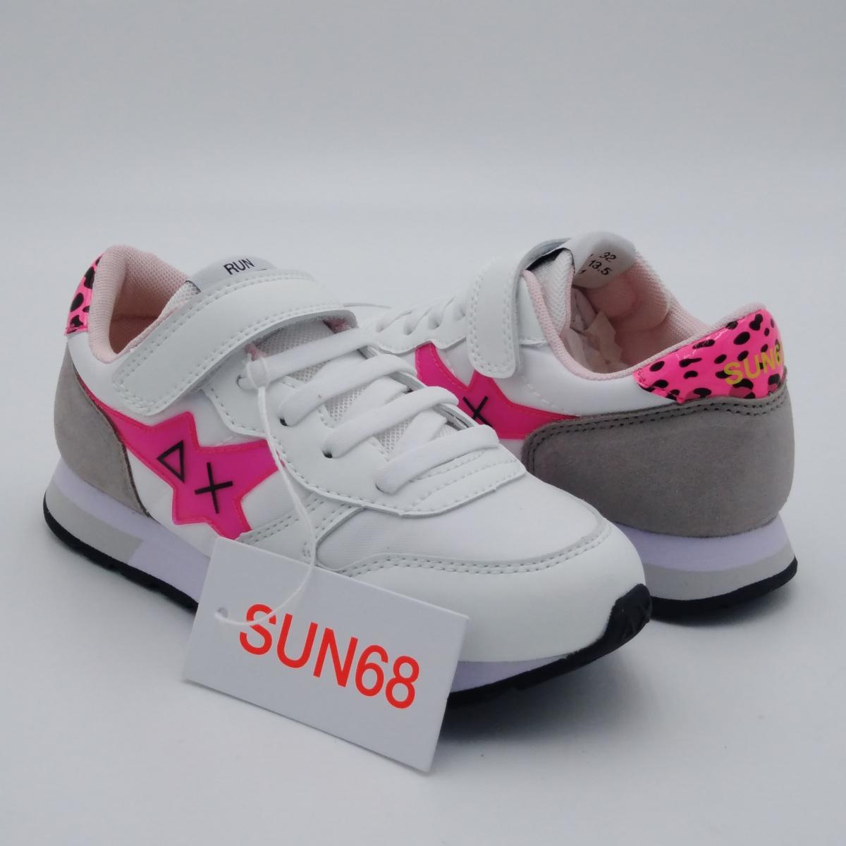 Sun 68 -Sneaker strappo...