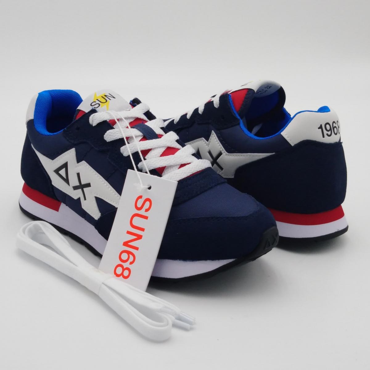 Sun 68 -Sneaker ragazzo...