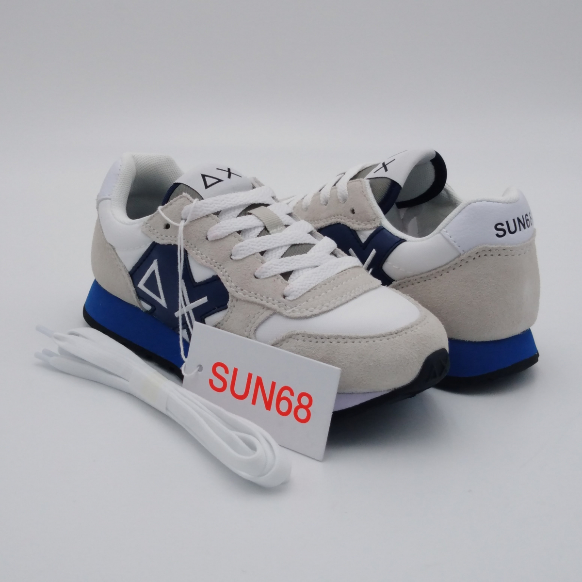 Sun 68 -Sneaker Jaki Nylon...