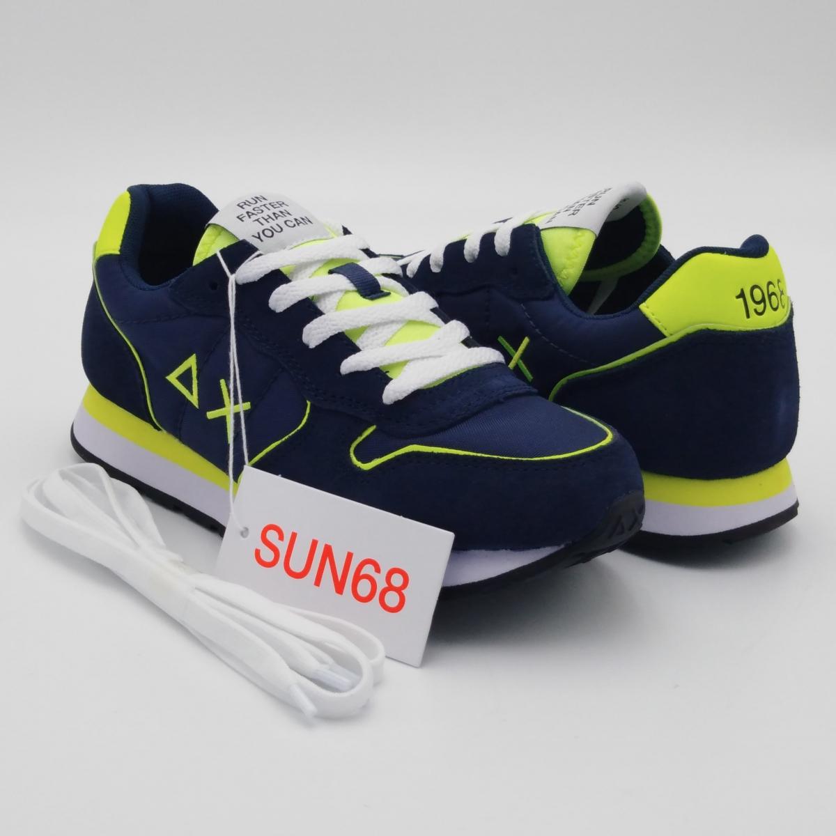 Sun 68 -Sneaker ragazzo Tom...