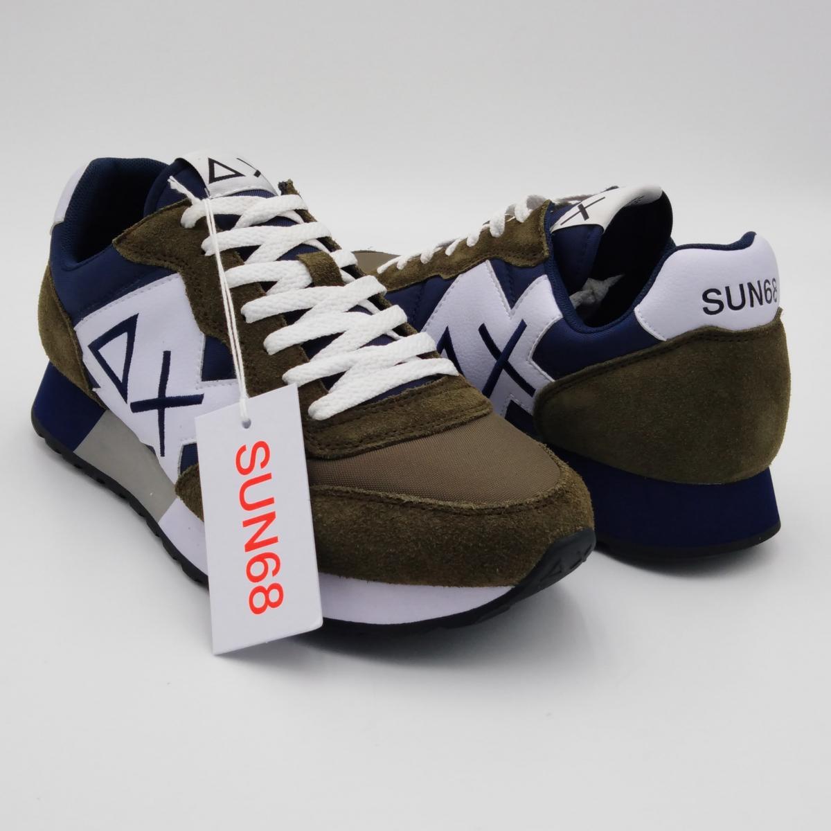 Sun 68 -Sneaker Uomo Jaki...