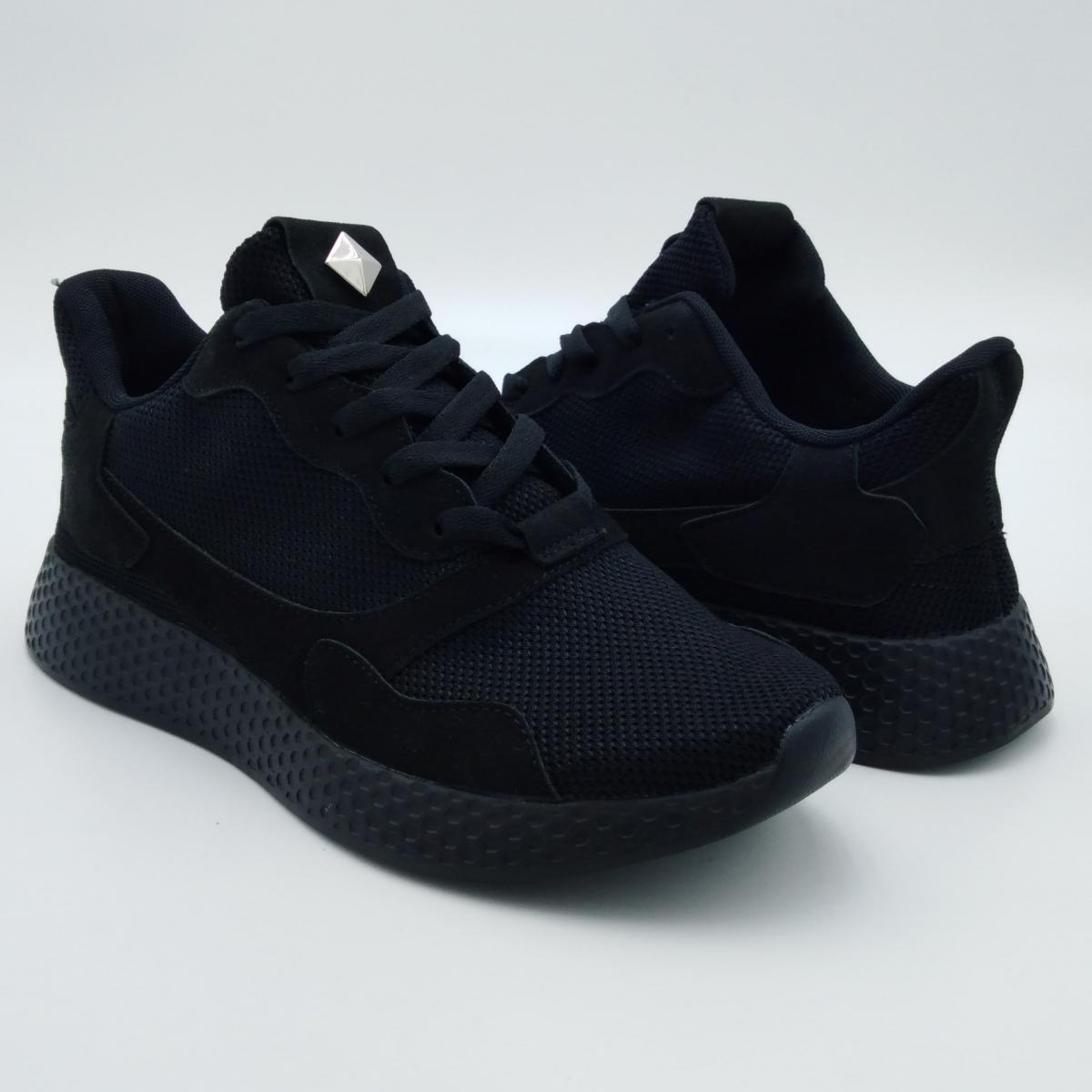 Sneaker lacci nera -Deanna...