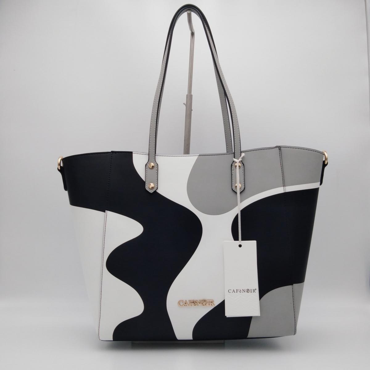 Cafè Noir -Shopping bag...
