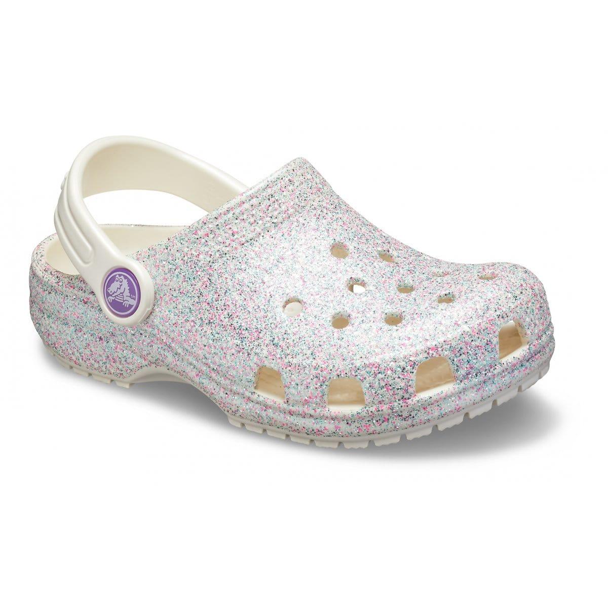 Crocs Classic Glitter Clog...