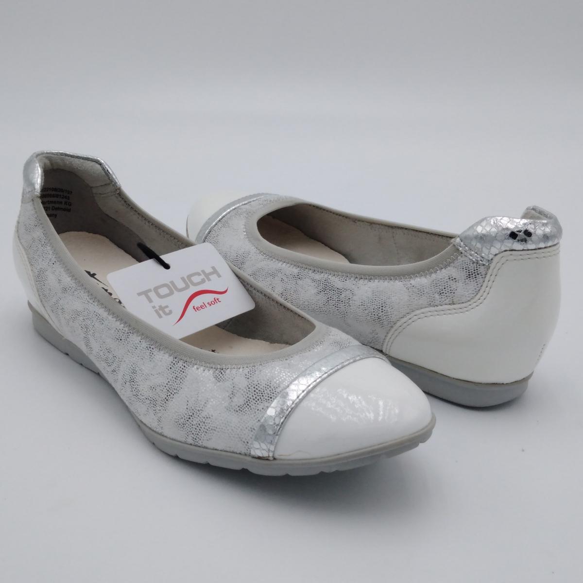 Tamaris -Ballerina bianco...