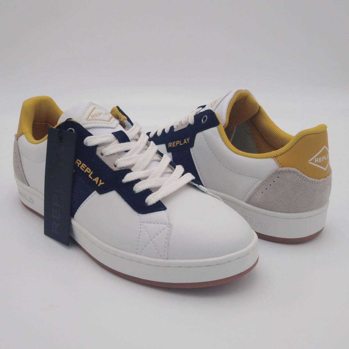 Replay Classic Cap -Sneaker...
