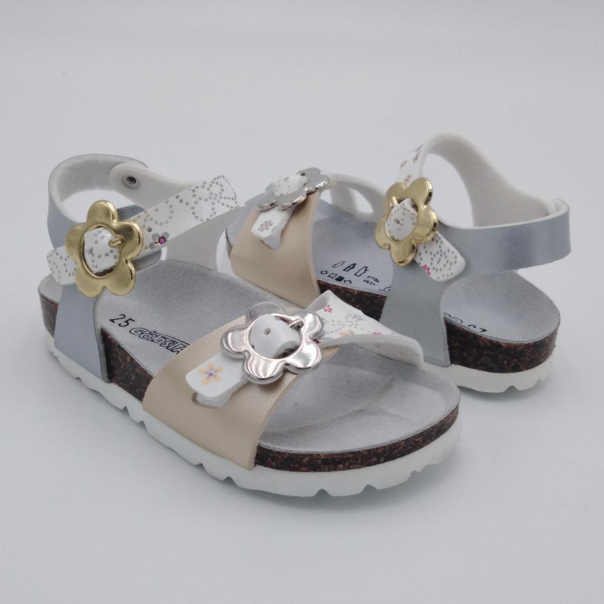 Gold Star -Sandalo bambina...