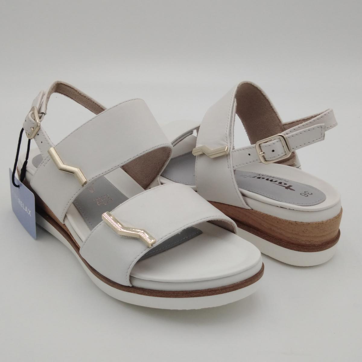 Tamaris -Sandalo strappi...
