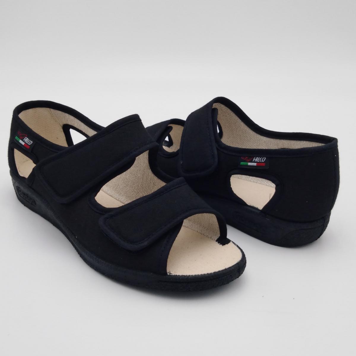 Gaviga -Sandalo donna tela...