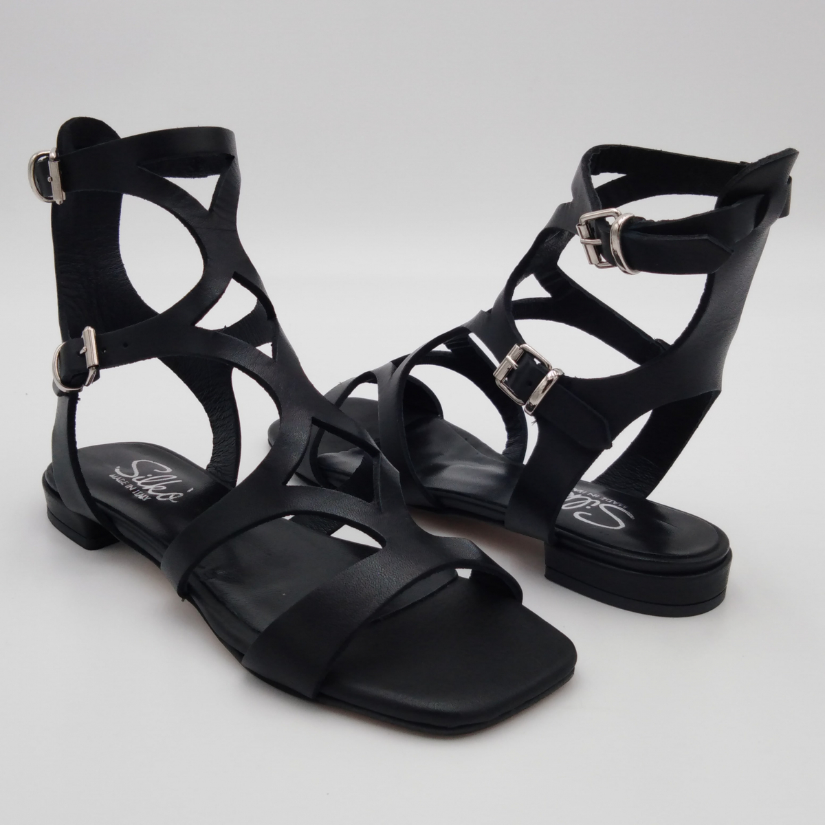 Silkò -Sandalo gladiatore...