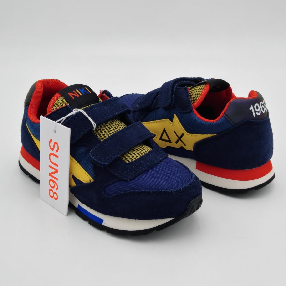 Sun 68 -Sneaker strappi...