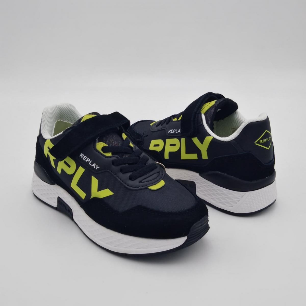 Replay Bros -Sneaker...