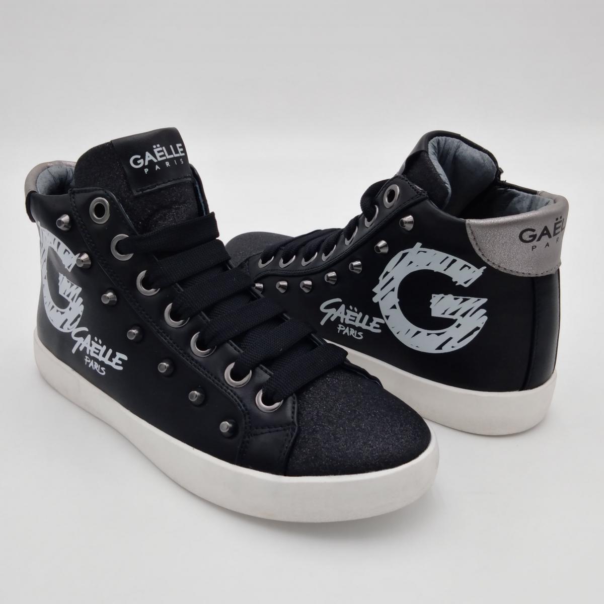 Gaelle Paris -Sneaker Mid...