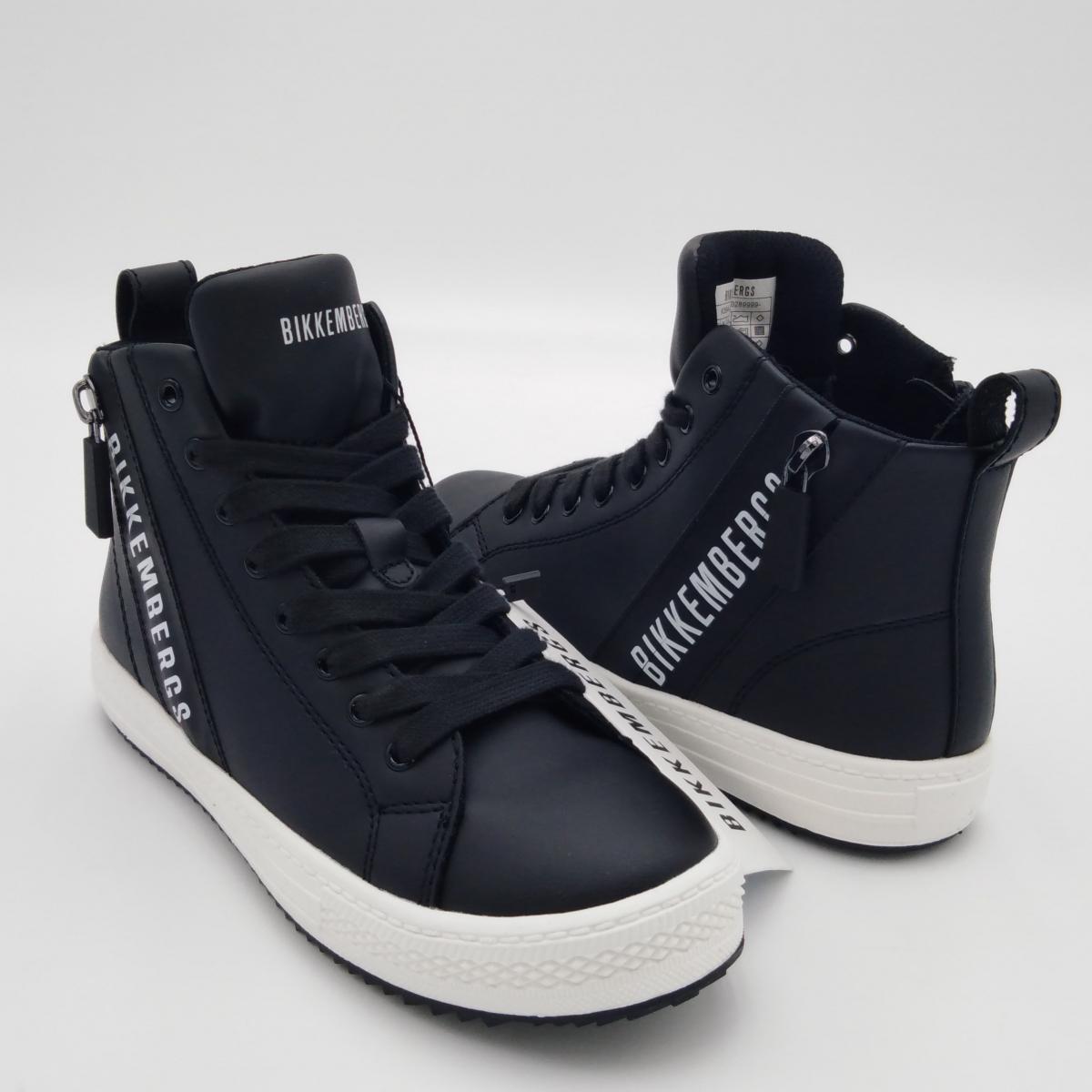 Bikkembergs -Sneaker alta...