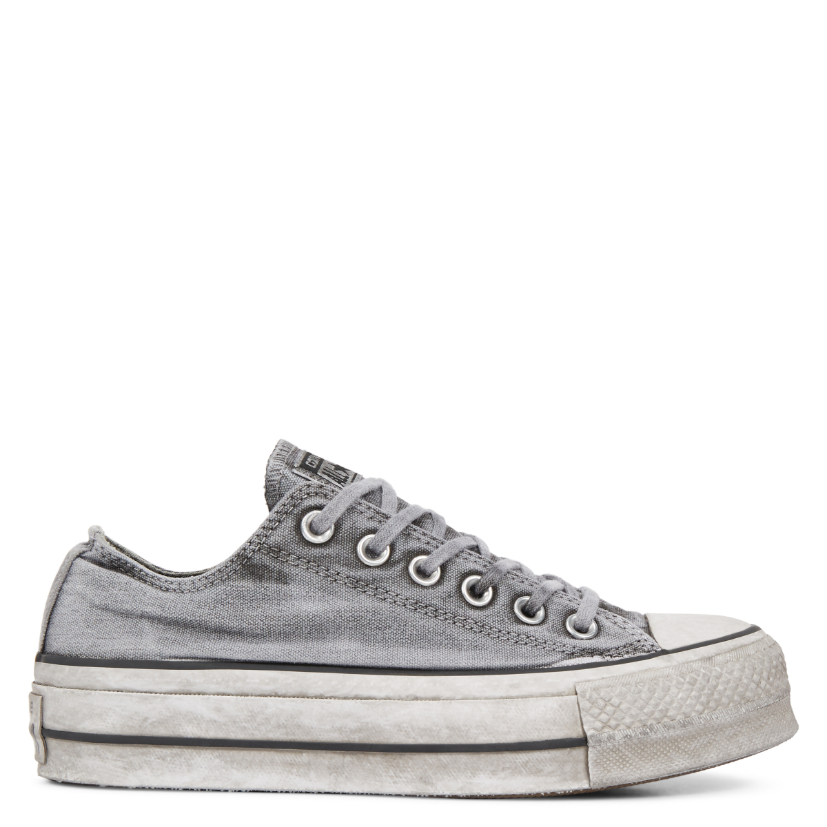 converse all star lift ox platform donna