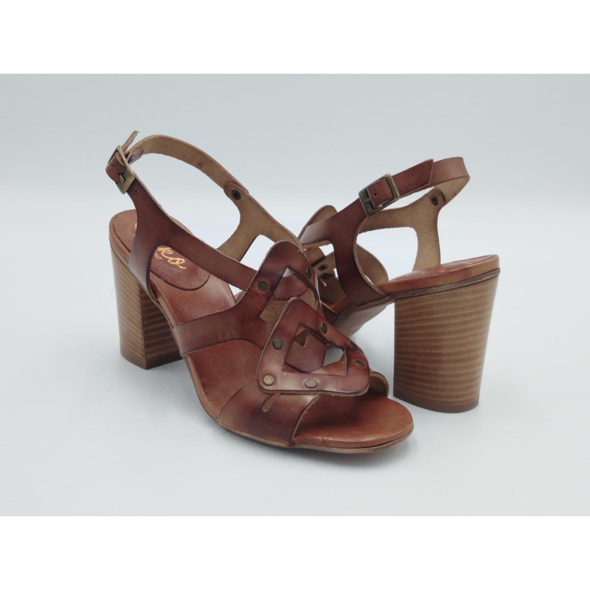 Silkò -Sandalo tacco 9 cm...