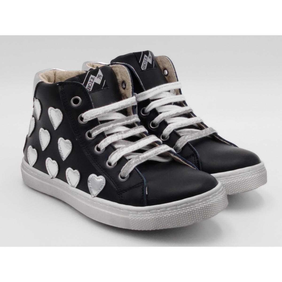 SHOEB 76 -Sneaker lacci...