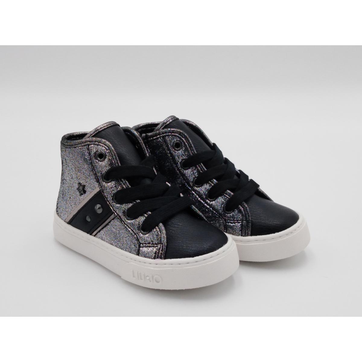 Liu Jo -Sneaker lacci nero...