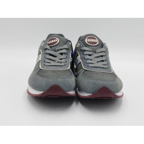 Colmar Sneaker Uomo Travis Runner 039 Dark Gray
