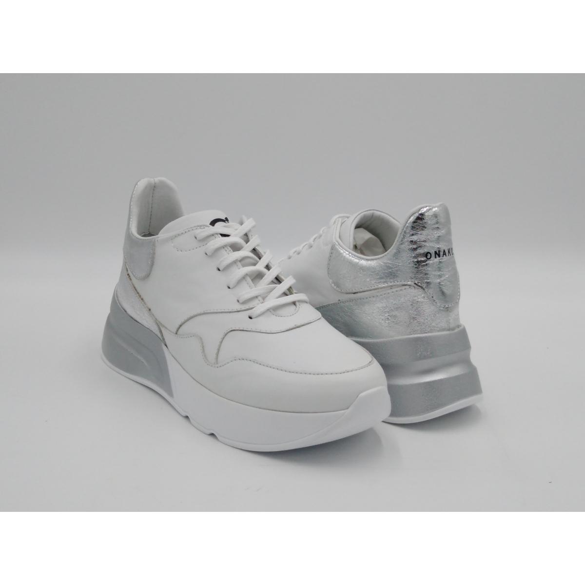 Onakò -Sneaker bianco...